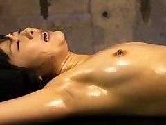 Ultra-kinky Japanese cockslut in Crazy Fetish, BDSM JAV scene