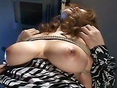 Exotic Japanese female in Amazing Domination & Submission, Fetish JAV clip
