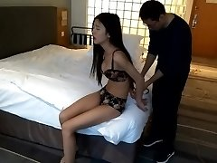 Asian Gimp Blindfolded and Stored in Wardrobe