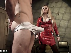 Aiden Starr & Sergeant Miles in Aiden Starr Predominates Beautiful Military Rock-hard Ass - DivineBitches