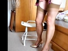 Jerk in Nylons