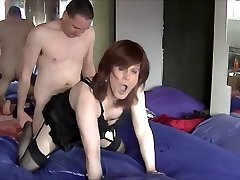 Maria Satin's - Insatiable Housewife Part 8