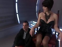 Eva Lin In nylons acquires To Dominate