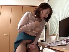 Japanese Futanari lesbo