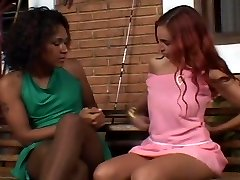 Ebony transgender princess fuck girl