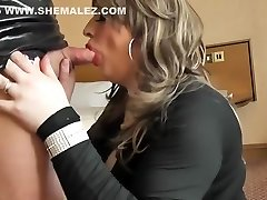 2 crossdressers hardcore