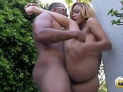 ebony shemale with small clit