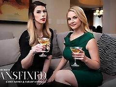 Sarah Vandella in Hypnotized - Housewife Secrets - TransFixed