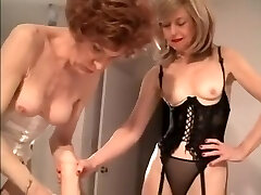 Outstanding amateur shemale scene with Stockings, Dildos/Toys scenes