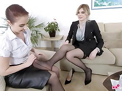 TSVirtualLovers - The Co-worker's Penis