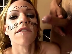 Hot Tranny Gets Ass Filled With Cum