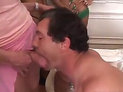 How about 13 shemales and one guy - a dream cum through!!!