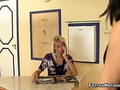 ShemalesFuckShemales Video: Leticia and Dani