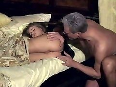 Rita Faltoyano wakes up with finger in her ass