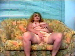 빈티지 BBW 할머니가 1