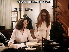 Annette Haven, Lisa De Leeuw, Veronica Hart in classical porno