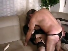 Hottest Asian slut in Incredible Vintage, Stockings JAV scene