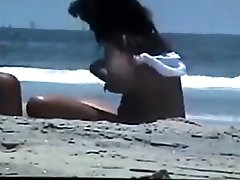 nud la plaja