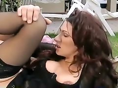 Crazy amateur Tights, Vintage adult clip