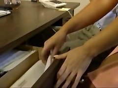 Fetish panty lovemaking
