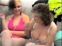 Sexy chubby stunners - german vintage