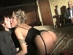 Exotic homemade Stockings, MILFs adult vid
