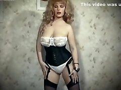 pielea de comerț epocă 80 sani uriasi blonde benzi de dans