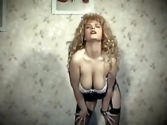 The skin trade - vintage 80 big mammories blondie strip dance