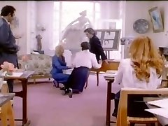 Hottest Seventies Sex College (2018 Re-edit)