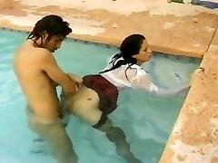 vintage piscină