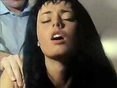 Anita Dark - anal pin from Pretty Damsel (1994) - RARE