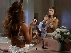 Klasické babe Chasey Lain má niektoré skupiny sex