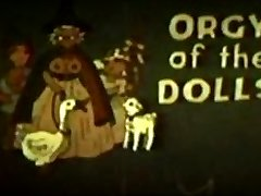 buttersidedown - Romp Of the Dolls