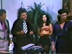 Desejos Sexuais de Elza - Porno Antique Brazilian