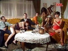 (G) Mona Lisa & Anita Light-haired - Party romp