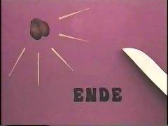 विंटेज: जर्मन Verlorene Eier Eine Tragodie' 1976