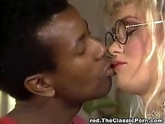 Majoring in ebony cock