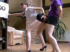 secretarul încercați noul ei șef