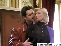 Meet her on CAS-AFFAIR.COM - French Old-school