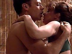 Rocco penetrates this broad's anus