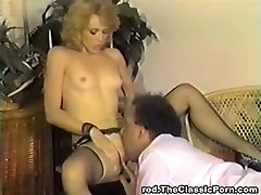 Klasický retro vintage classic pornstars