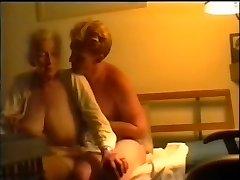 80yo bunica - clasic vintage video