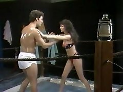 Breasty Grappling Honeys (1986)