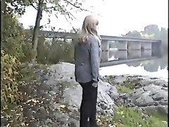 vintage švedski urinirati in več