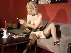 Vintage Lesbian Pee Play