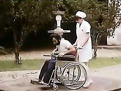 paroase asistentă și un pacient de sex