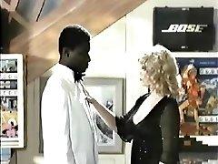 Retro Bi-racial Blonde Porn 1