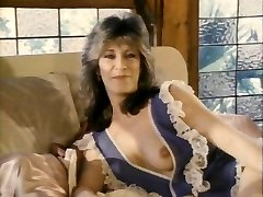 Classic Interracial - Marilyn Chambers and a Big Black Cock.elN