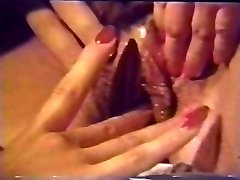 Vintage Finger-banging and Blowing