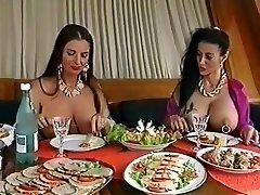 Two busty pierced sluts having joy